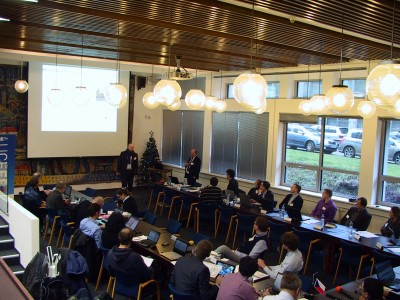 The kick-off meeting of MORE-CONNECT took place Monday, January 12, 2015 in Prague.