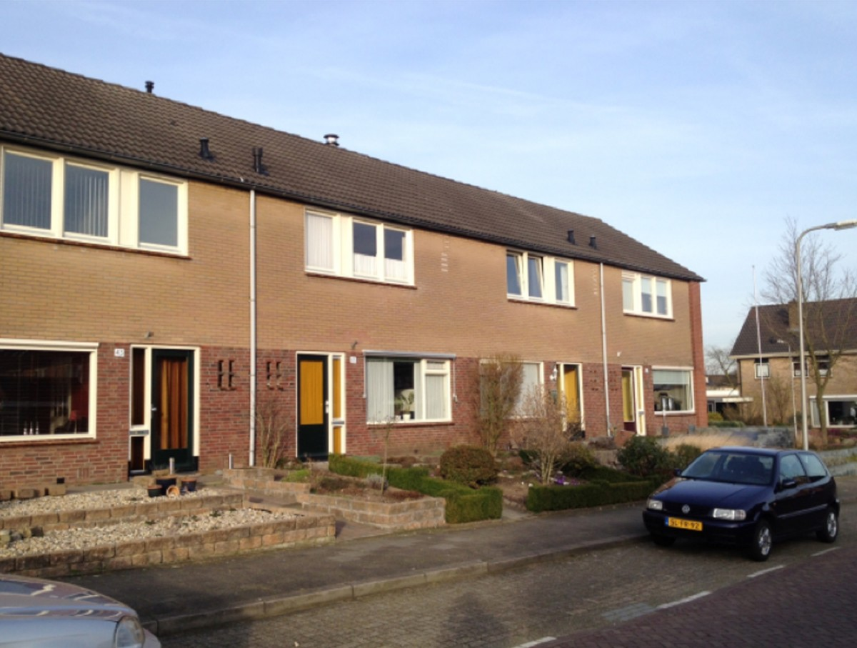 Pilot homes type 1, Netherlands